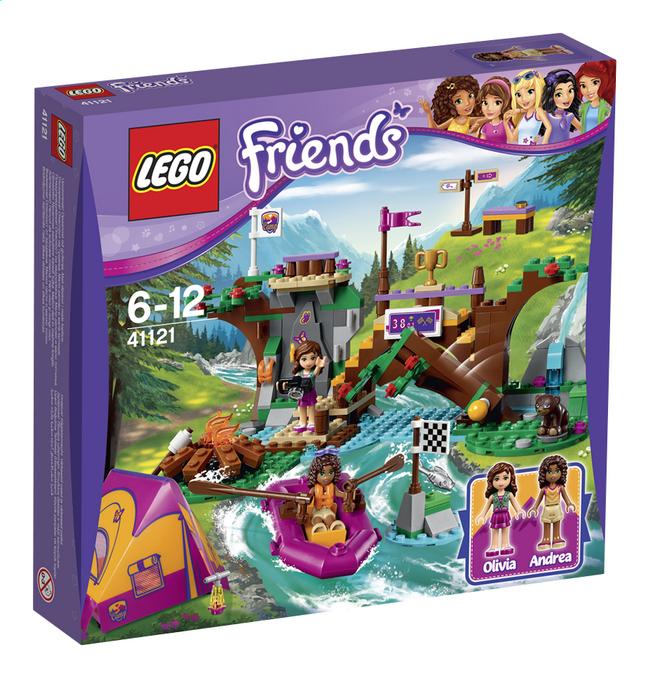 Image pour LEGO Friends 41121 Rafting à la base d'aventure à partir de ColliShop