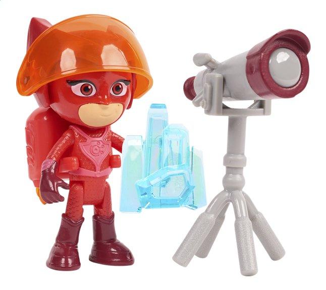 Image pour Pyjamasques Super Lune figurine avec accessoires - Bibou à partir de ColliShop