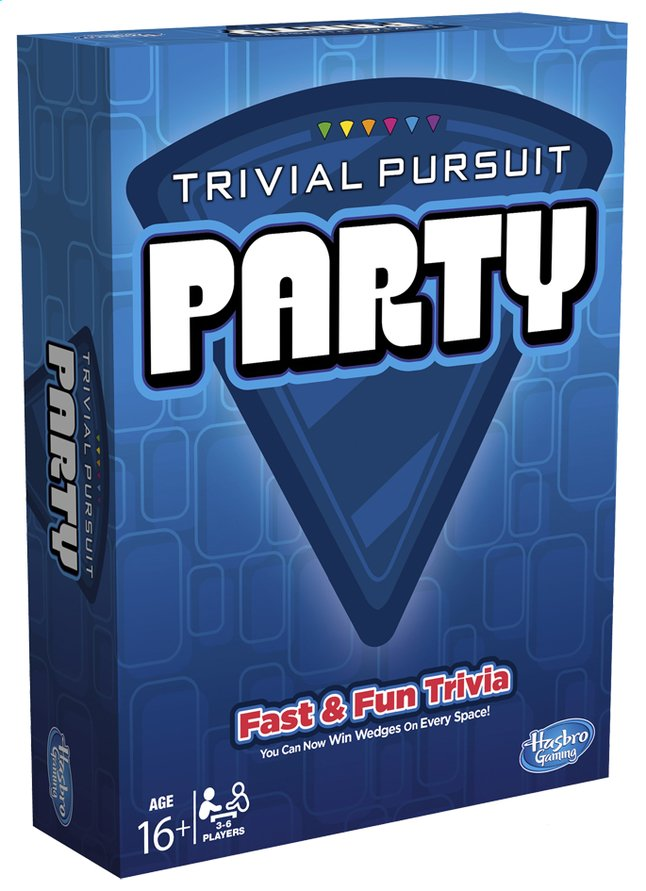 Afbeelding van Trivial Pursuit Party FR from ColliShop