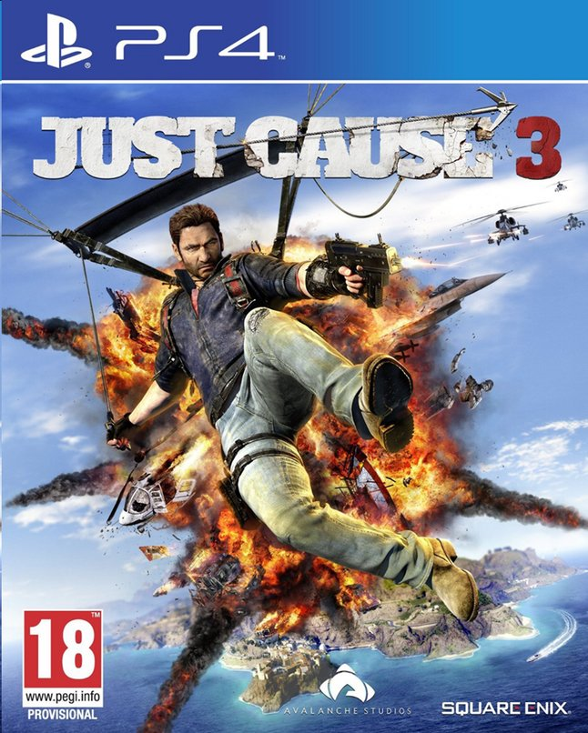 Afbeelding van PS4 Just Cause 3 ENG/FR from ColliShop