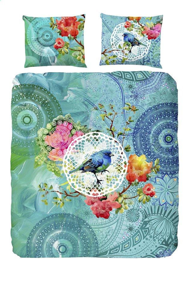 Image pour Hip Housse de couette Tessya coton 240 x 220 cm à partir de ColliShop
