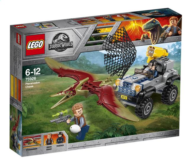 Image pour LEGO Jurassic World 75926 La course-poursuite du Ptéranodon à partir de ColliShop