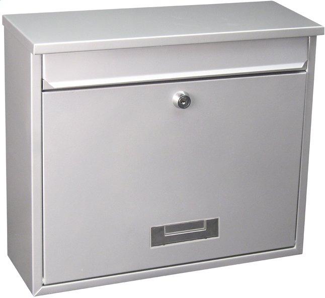 Image pour Practo boîte aux lettres Oxford gris argenté à partir de ColliShop