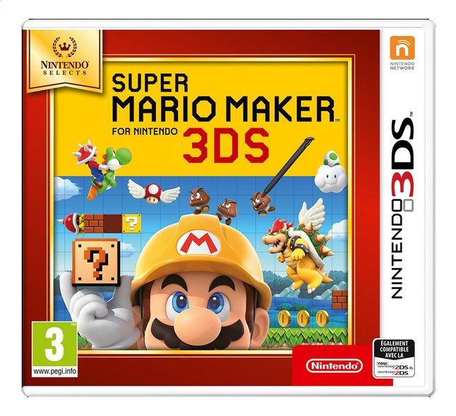 Image pour Nintendo 3DS Super Mario Maker Selects FR à partir de ColliShop