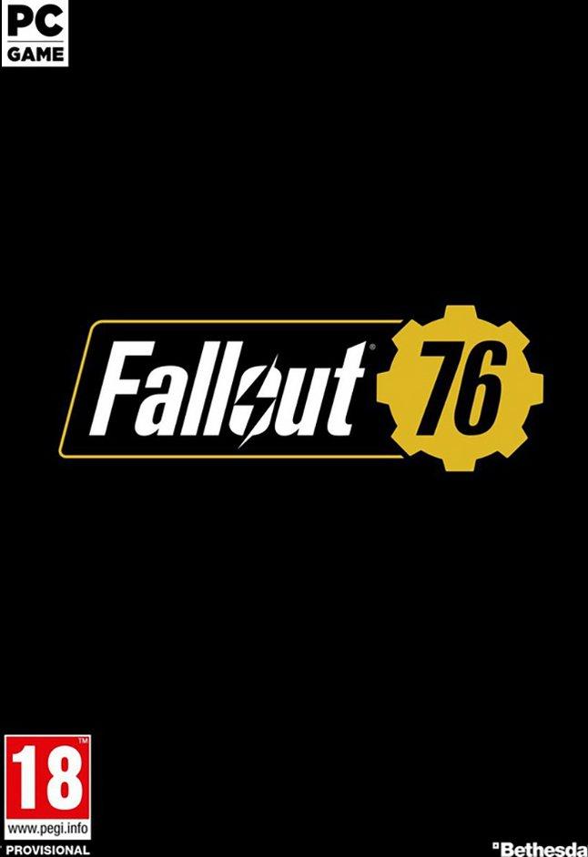Image pour PC Fallout 76 FR/ANG à partir de ColliShop