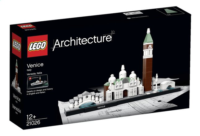 Afbeelding van LEGO Architecture 21026 Venetië from ColliShop