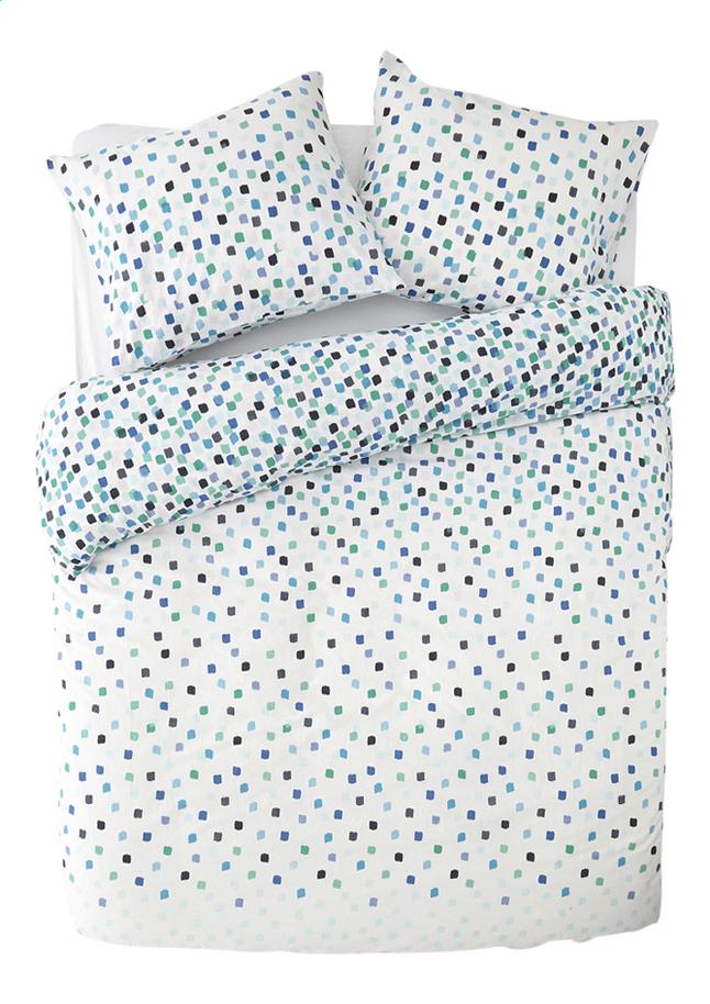 Image pour Day Dream Housse de couette blanc/bleu coton à partir de ColliShop