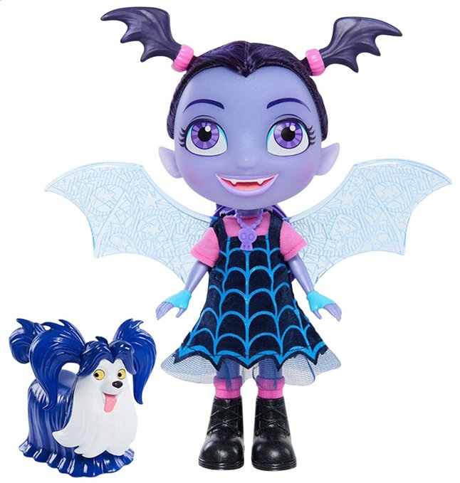 Image pour Figurine articulée Vamp-tastic Vampirina et Pilou à partir de ColliShop