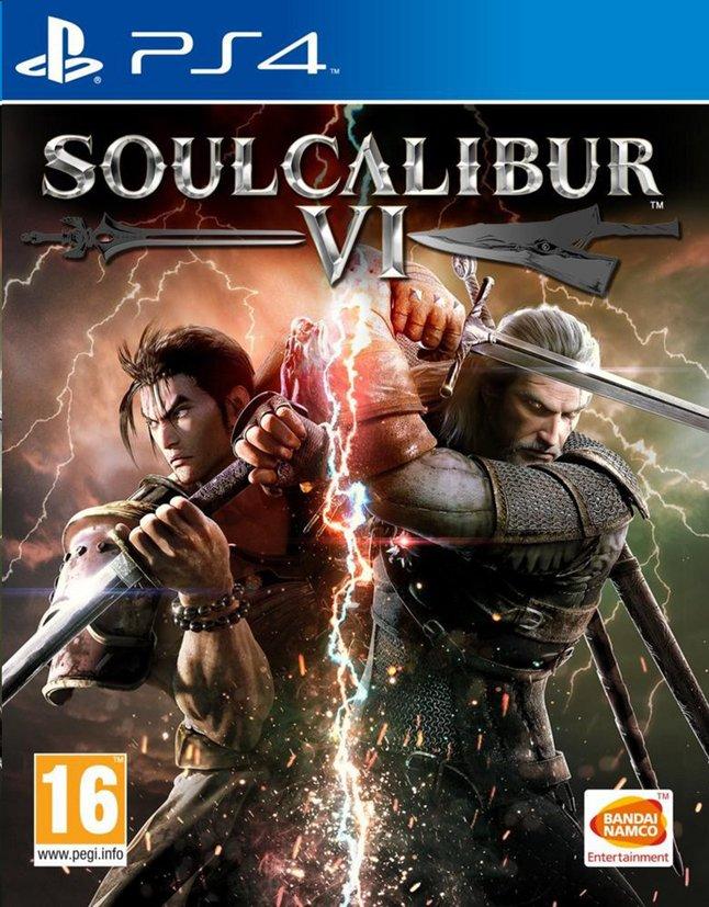 Image pour PS4 Soulcalibur VI FR à partir de ColliShop