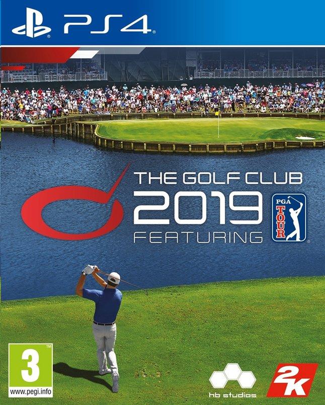 Image pour PS4 The Golf Club 2019 ANG à partir de ColliShop
