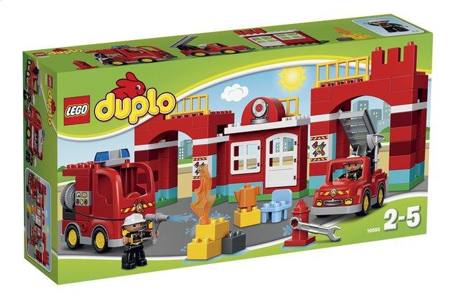 Afbeelding van LEGO DUPLO 10593 Brandweerkazerne from ColliShop