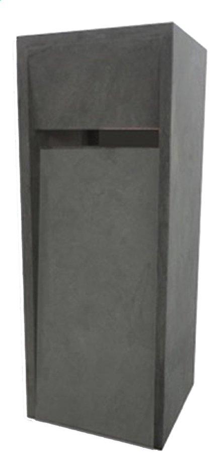 Image pour Vandix Boîte aux lettres Solid bleu/gris à partir de ColliShop