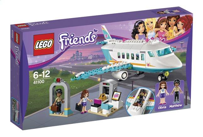 Image pour LEGO Friends 41100 L'avion privé de Heartlake City à partir de ColliShop