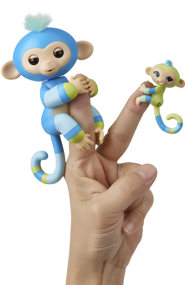 Image pour WowWee figurine interactive Fingerlings BFF Billie & Aiden à partir de ColliShop