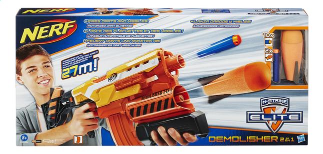 Afbeelding van Nerf Elite blaster Demolisher 2-in-1 from ColliShop