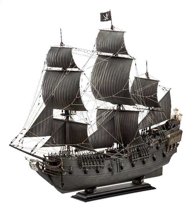 Revell Pirates des Caraïbes Black Pearl