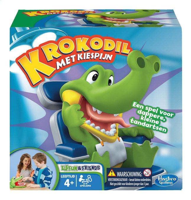 Afbeelding van Krokodil met Kiespijn from ColliShop