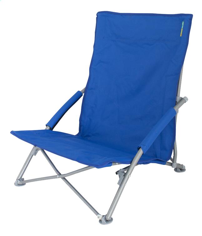 Image pour EuroTrail Chaise de plage St Tropez dutch blue à partir de ColliShop