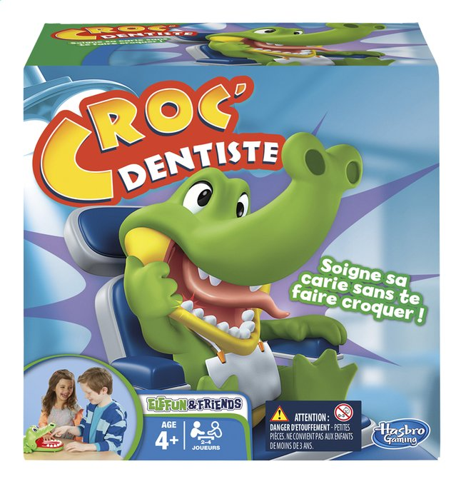 Afbeelding van Croc' Dentiste FR from ColliShop