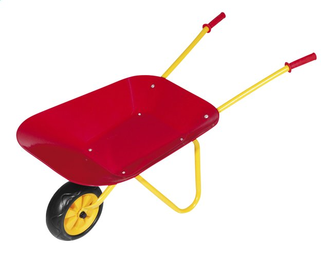 Afbeelding van Metalen kinderkruiwagen Deluxe from ColliShop