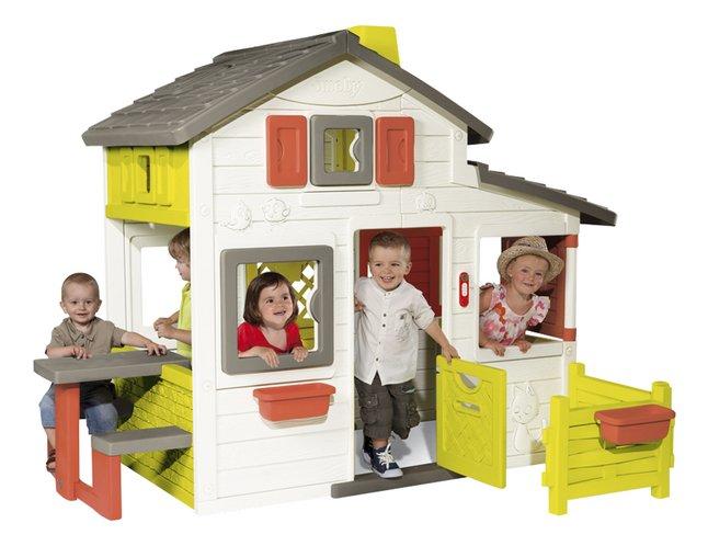 Image pour Smoby maisonnette Friends House à partir de ColliShop