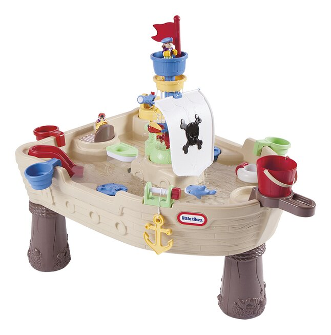 Image pour Little Tikes table de jeu Bateau pirate à partir de ColliShop