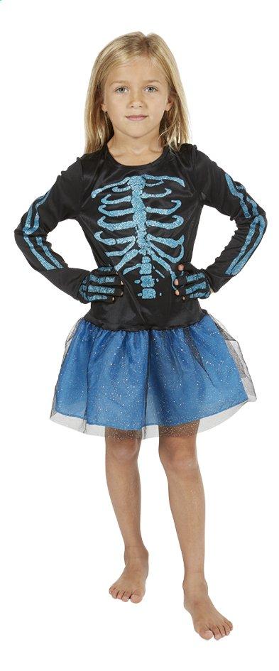 Image pour Déguisement de squelette taille 146 à partir de ColliShop