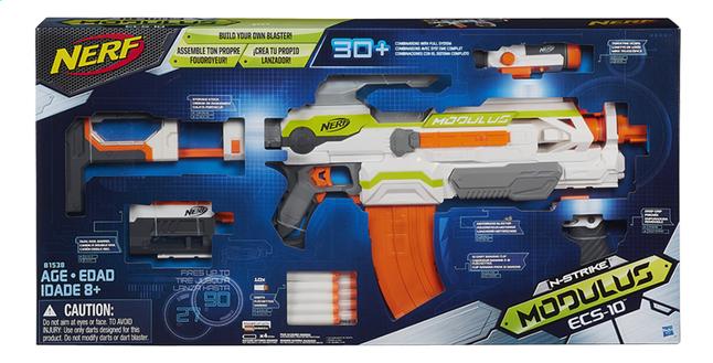 Image pour Nerf N-Strike pistolet Modulus ECS-10 à partir de ColliShop