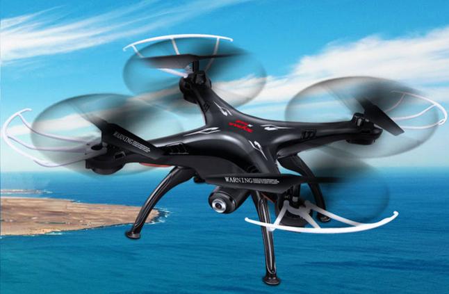 Afbeelding van Syma drone X5SW zwart from ColliShop