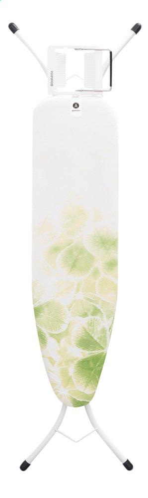 Afbeelding van Brabantia Strijkplank Leaf Clover A voor stoomstrijkijzer from ColliShop