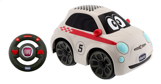 Afbeelding van Chicco auto RC Fiat 500 Sport from ColliShop