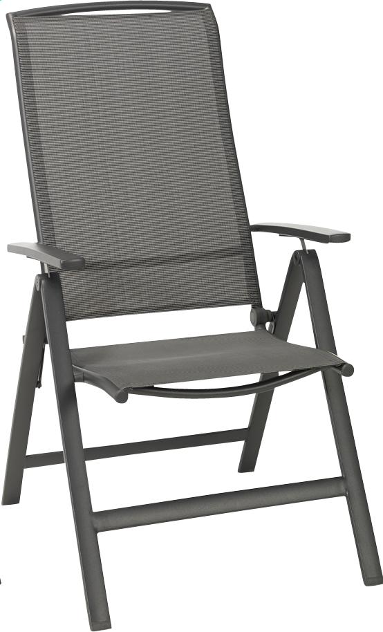 Image pour Suns chaise réglable Vigo à partir de ColliShop