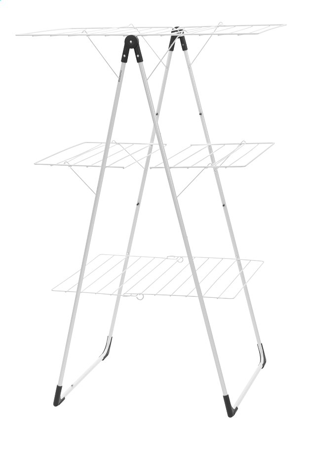 Afbeelding van Brabantia Droogtoren met 3 droogvlakken fresh white from ColliShop