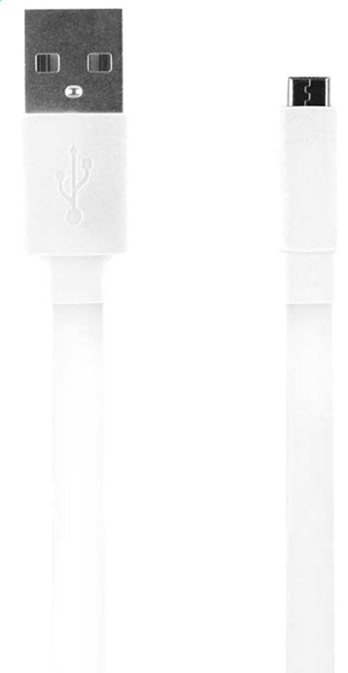 Afbeelding van bigben kabel USB micro-USB 1 m wit from ColliShop