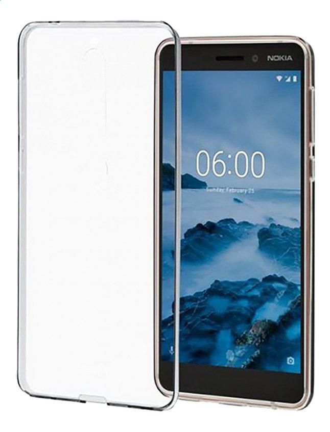 Afbeelding van Nokia cover voor Nokia 6.1 transparant from ColliShop