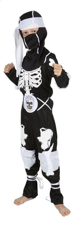 Afbeelding van Verkleedpak Skull Ninja maat 128 from ColliShop