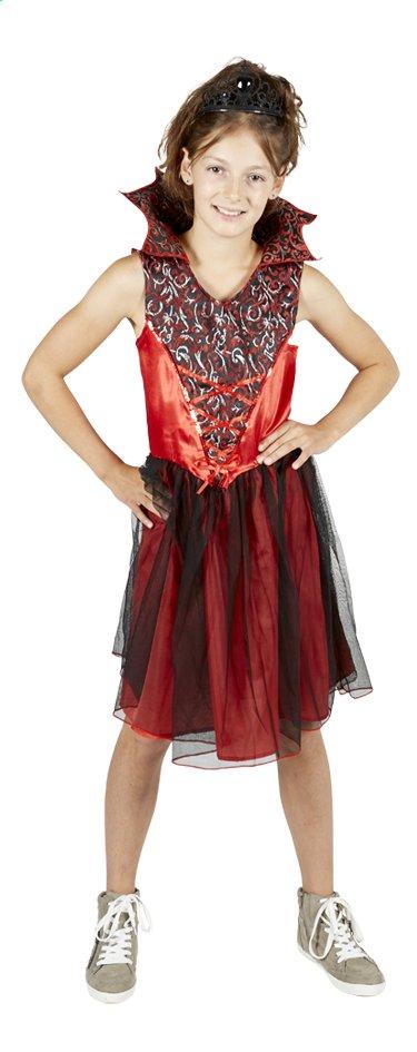 Afbeelding van Verkleedpak vampier meisje maat 128 from ColliShop