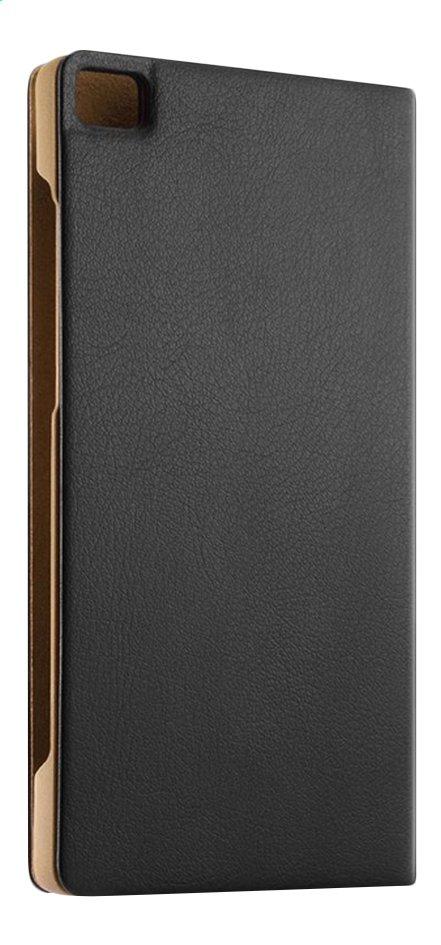 Afbeelding van Huawei foliocover P8 Lite zwart from ColliShop