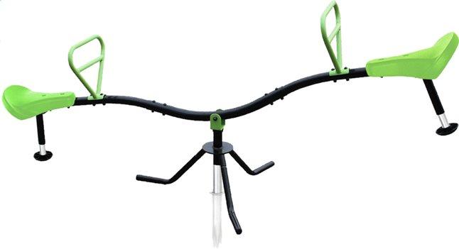 Image pour EXIT balançoire Wipwap noir/vert à partir de ColliShop