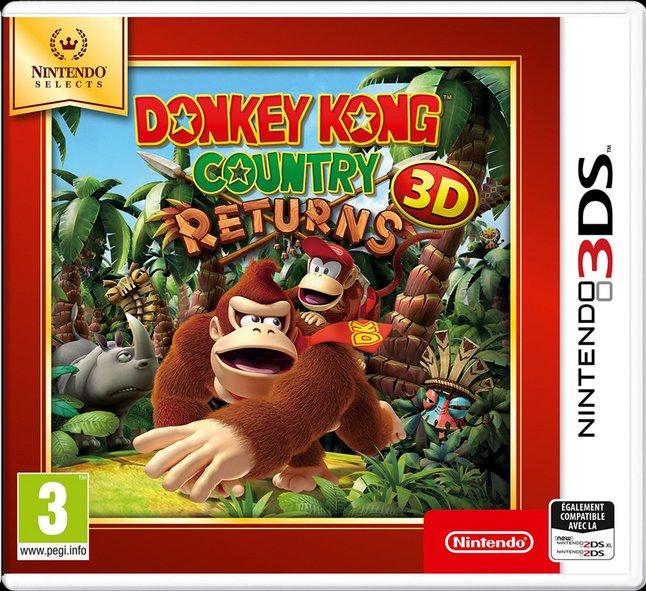 Image pour Nintendo 3DS Donkey Kong Country Returns 3D FR à partir de ColliShop
