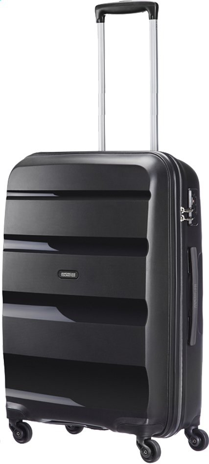 Afbeelding van American Tourister Harde reistrolley Bon Air Spinner black from ColliShop
