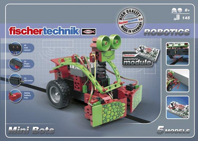 Image pour fischertechnik Mini Bots à partir de ColliShop