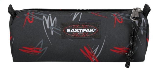 Afbeelding van Eastpak pennenzak Benchmark Scribble Black from ColliShop