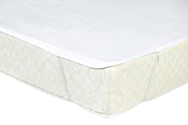 Image pour Sleepnight protège-matelas (plateau) en éponge/PU Benidorm 140 x 200 cm à partir de ColliShop