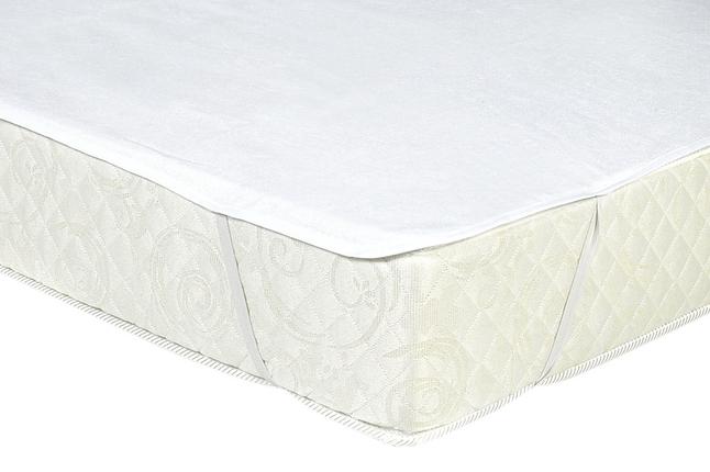 Afbeelding van Sleepnight matrasbeschermer (plateau) badstof/PU Benidorm 160 x 200 cm from ColliShop