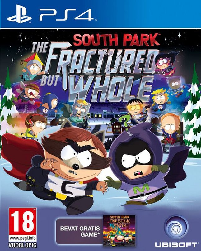 Afbeelding van PS4 South Park: The Fractured But Whole ENG/FR from ColliShop