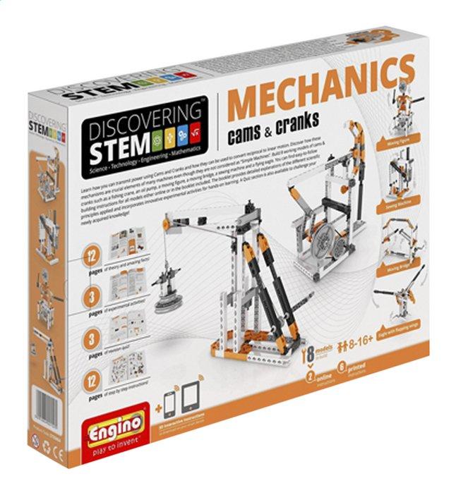 Afbeelding van Engino Mechanics Cams & Cranks from ColliShop