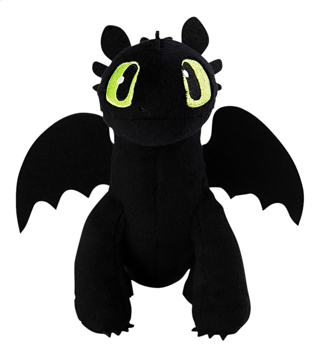 Afbeelding van Pluche Dragons Premium Toothless 20 cm from ColliShop