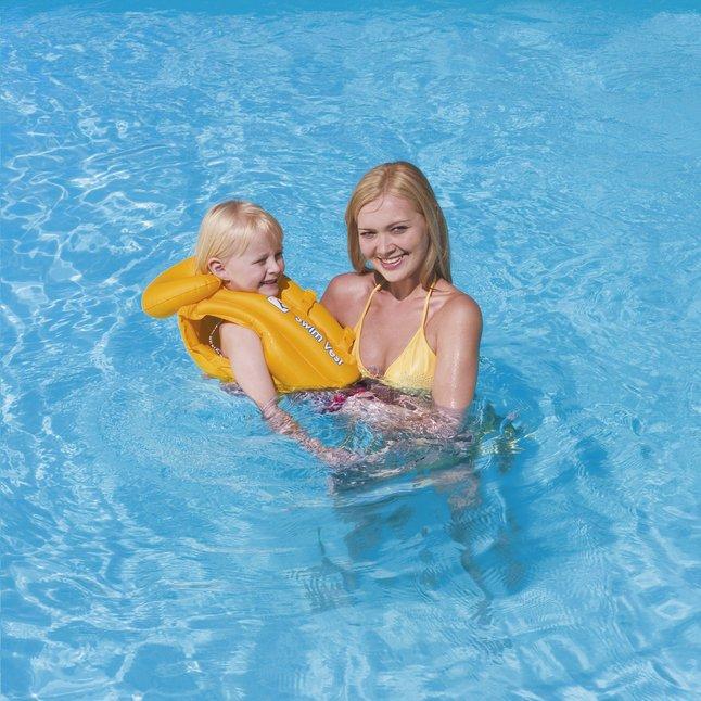 Image pour Gilet de natation Premium Swim Safe à partir de ColliShop