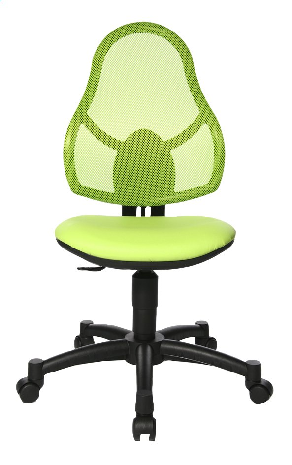 Image pour Topstar Chaise de bureau Open Art Junior lime à partir de ColliShop